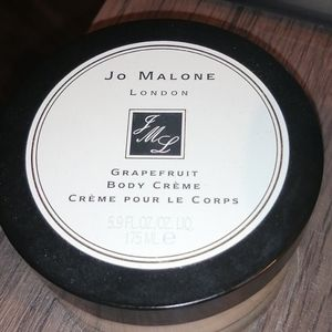 JO MALONE GRAPFRUIT BODY CREAM